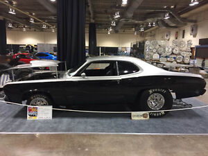 71 Duster Race or pro street