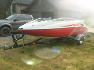 06seadoo speedster200 310HP trade for jeep,mustang or rzr?
