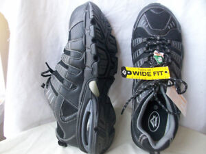NEW SAFETY WORK SHOES ACTON  CERTiFiED STEEL-TOE SiZE 13