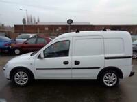 2011 Vauxhall Combo 1.3 CDTi 1700 16v SE Panel Van 3dr