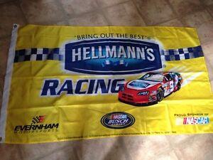 NASCAR racing Helmans flag Kasey Kahne Gatineau Ottawa / Gatineau Area image 1