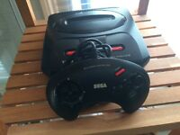 Sega MegaDrive Mk2 Console