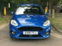 2019 Ford Fiesta 1.0 EcoBoost ST-Line X 5dr Auto HATCHBACK Petrol Automatic