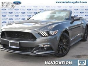 2016 Ford Mustang GT Premium  GT Premium, Conv, Leather