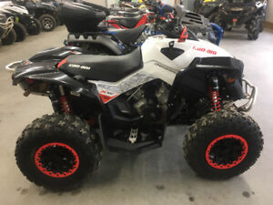 2017 CAN AM 1000 RENEGADE XXC...FINANCING AVAILABLE