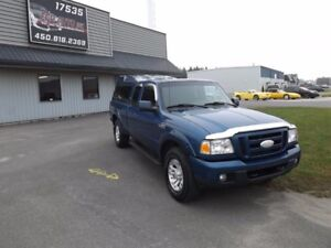 """Ford Ranger 4WD SuperCab 126"""" 2007"""
