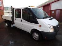 Ford Transit 350 1 STOP D/C TIPPER