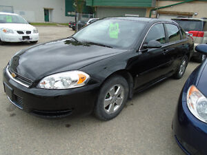 $5,995.00    2009 Chevrolet Impala LS 4 door Sedan