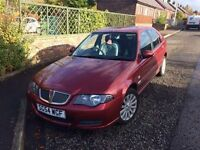 2004 (54) ROVER 45 1.6, 74000, 1 YEAR MOT, NOT ASTRA FOCUS FIESTA MEGANE VECTRA