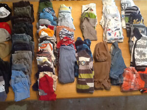 Size 6-12 month boys clothing lot