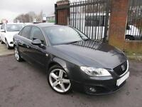 2010 10 SEAT EXEO 2.0 SPORT TSI 4D 197 BHP 1 OWNER EX POLICE CAR