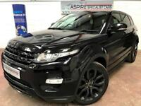 2012/12 Range Rover Evoque 2.2SD4 190bhp 4X4 Dynamic LUX *MEGA SPEC*
