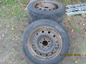 Goodyear Nordic Tract Winter Tires