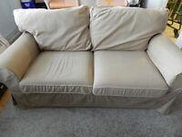 IKEA Ektorp 2-Seat Loveseat / Sofa / Couch