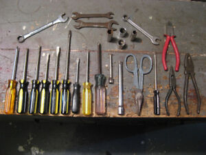 Lot d'outils