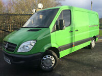 2008 08 MERCEDEZ-BENZ SPRINTER 2.1TD 309 CDI MEDIUM WHEEL BASE
