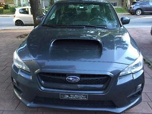 2015 Subaru WRX Sedan Lease takeover