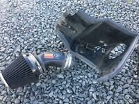 BMW E36 323i, 325i or 328i K and N induction kit