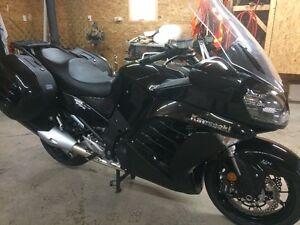 Kawasaki concours 2014 1400cc
