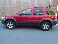 2006 Ford Escape XLT SUV, Crossover ALL WHEEL DRIVE (4X4)