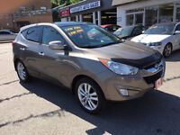 2011 Hyundai Tucson LIMITED SUV...LOW KMS..LOADED..PANO ROOF City of Toronto Toronto (GTA) Preview