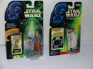 Star Wars Power of the Force Green Card figures Kitchener / Waterloo Kitchener Area image 9