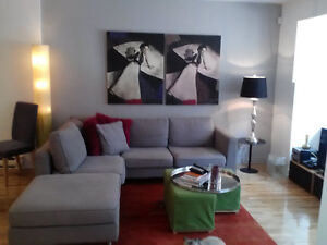 Modern, Furnished, Downtown, Two Bedroom