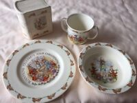 Royal Doulton Bunnykins China