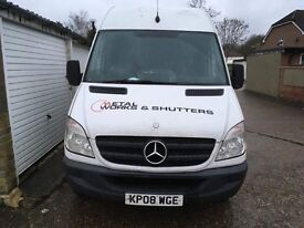 2008 high mile 311cdi Mercedes sprinter Px poss