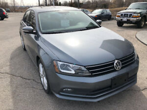 2015 Volkswagen Jetta Highline Sedan