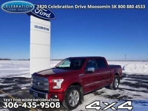2015 Ford F-150 CELEBRATION CERTIFIED  Platinum Edition!