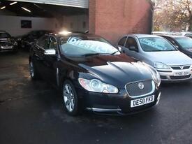 2009 Jaguar XF 2.7TD auto 2009MY Luxury 86,700 Miles