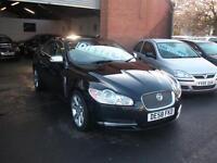 2009 Jaguar XF 2.7TD auto 2009MY Luxury 83,493 Miles