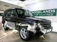 Land Rover Discovery LANDMARK 2.5 TD5 7 SEAT [7X SERVICES, LEATHER, 7 SEATS and