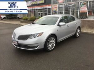 2014 Lincoln MKS EcoBoost  - $166.89 B/W