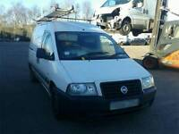 Fiat scudo All parts available.
