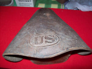 Antique US Cavalry Wood and Leather Stirrup London Ontario image 1