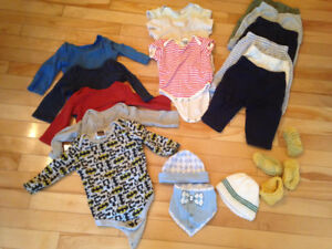 Baby Boy Clothes 3 -6 months old