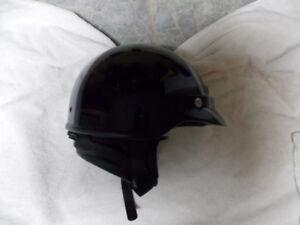 Motorbike Half Helmet Size S