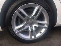 "*RARE* 2014 18"" Audi A5 SLine Edition Alloys"