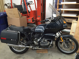 BMW R-SERIES R80RT R80