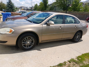 2006 chevrolet  impala with 126.000kms