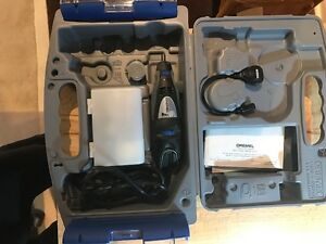 Dremel 300 and All Purpose Accessory Kit
