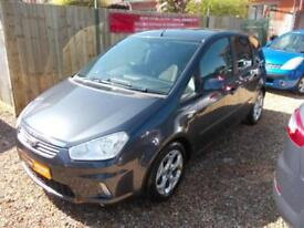 2007 Ford C-Max 1.6 TDCi Zetec 5dr - Full Service History 2 Owners