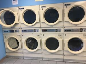 Coin Operated Laundromat Dryers for Sale