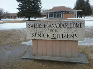 Open House at 55+ Swedish Canadian Home