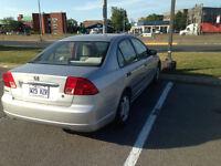 2001 Honda Civic Hatchback