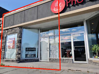 Retail/Restaurant Space For Lease - 1200sq.ft - 77 Montreal Road