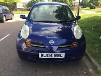 Nissan micra 1.3 Petrol 2004 Mileage 66000. Excellent condition . Long MOT . £895 no offer