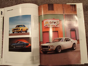 MUSCLE CARS Thunder and Greased Lightning by Michael Benson 1996 Sarnia Sarnia Area image 7